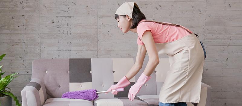4 choses que votre femme de ménage ne veut pas que vous sachiez