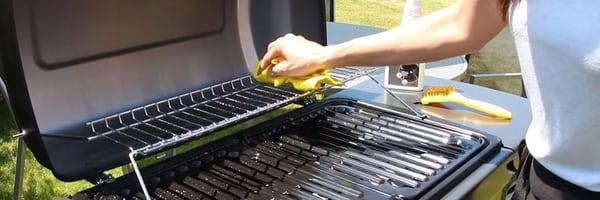 Bien nettoyer votre grill